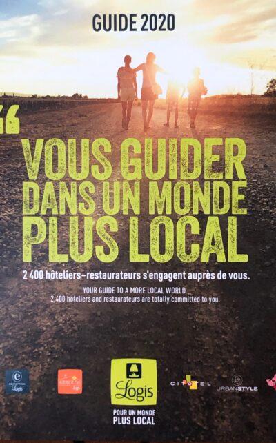 Guide des Logis de France 2020 primalux